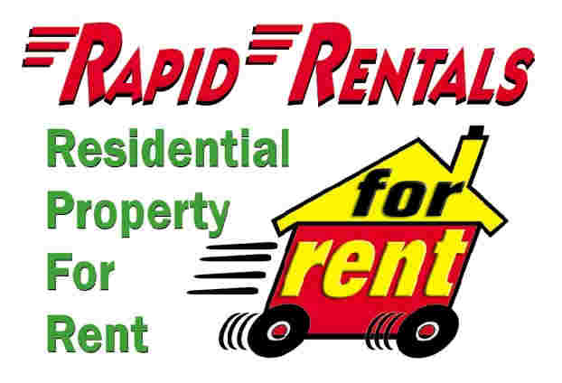 Rapid Rentals - for rental property in Alloa and Hillfoots area.
