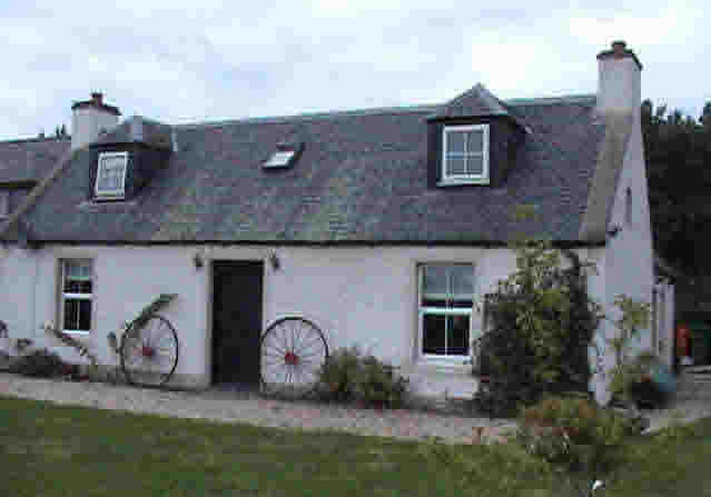 Scottish country cottages ...